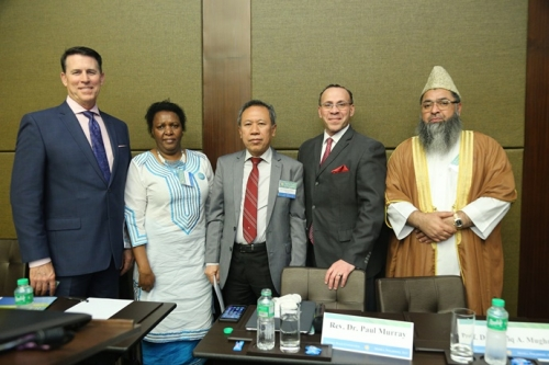 Interfaith Peacebuilding 1: Shared Values and Social Cohesion