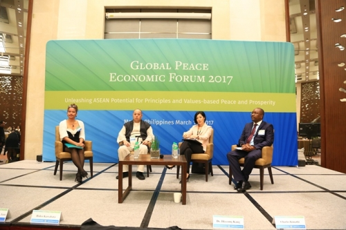 Business Forum 4: International Business Success and Cultural Competencies