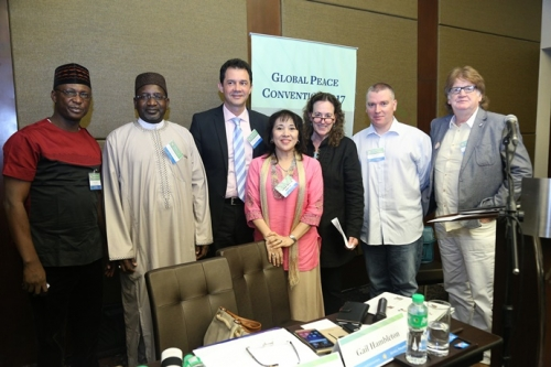 Interfaith Peacebuilding 4: Strategic and Practical Applications of a Global Ethic
