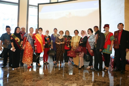Diverse Delegation to the Global Peace Convention 2017