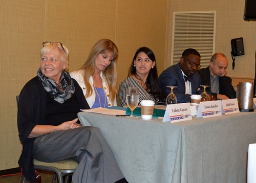 Panel of Concurrent Session on Family at GPLC 2014 USA