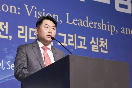 Richard Lee, President of Alliance for Korean United USA,