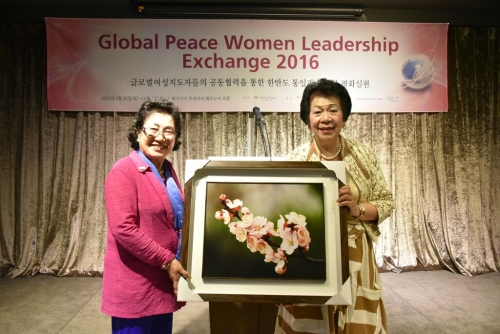 Sisterhoood Exchange, Global Peace Women Leadership Exchange