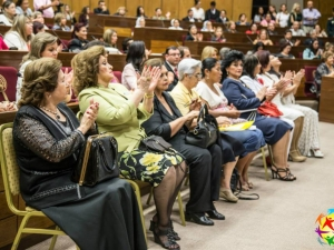 7th Annual Living for the Sake of Others Awards, Global Peace Foundation Paraguay