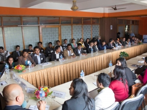 Round Table Session at APPDSA event 2015