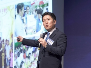 Inteck Seo, President of GPF Korea