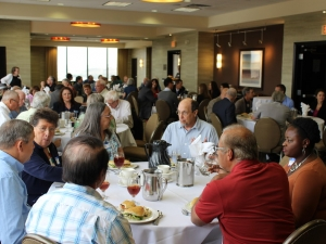 Lunch at Crowne Plaza Hotel, Montana for Forum for American Renewal