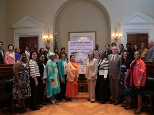 Global Peace Women at the Capitol Hill Forum