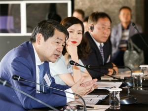 Huiyao Wang, Founder and President of the Center for China and Globalization,